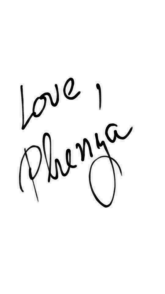 love phenya love